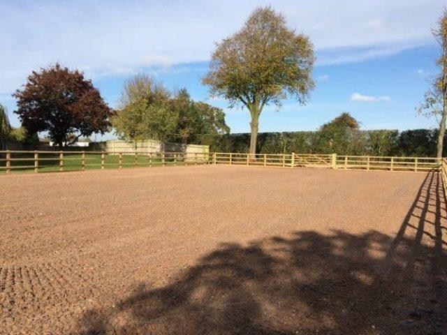 Beta-Ride Equestrian Arena Surfaces -Bicester Arena