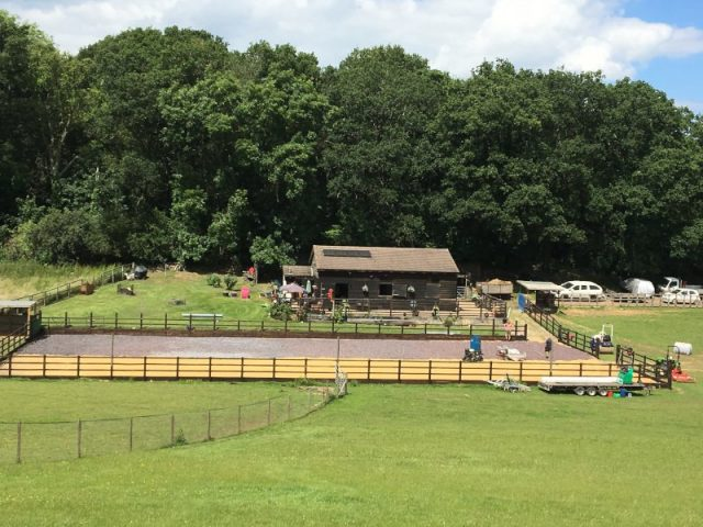 Beta-Ride Equestrian Arena Surfaces
