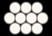 Round Sand Grains graphic